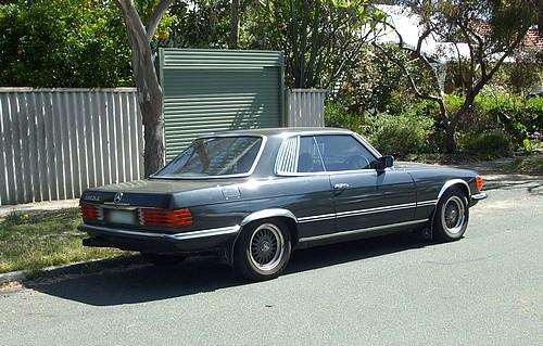 Mercedes 450 SLC Coupe