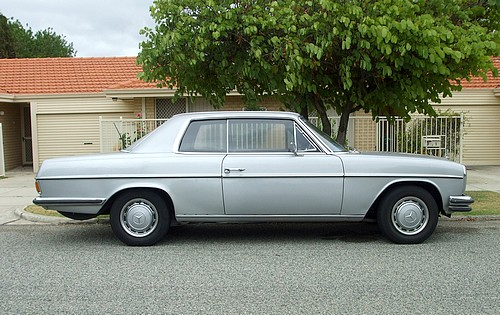 Mercedes 250CE Two Door Coupe