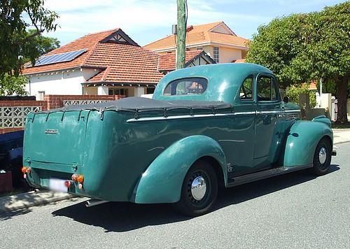 1936 Chevrolet ute