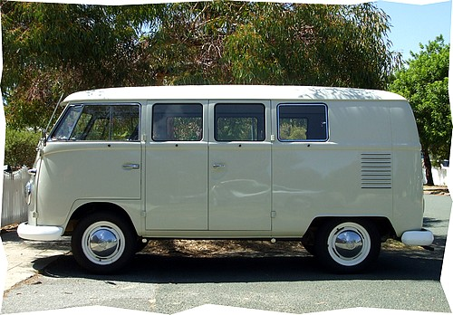 1962 VW Kombi