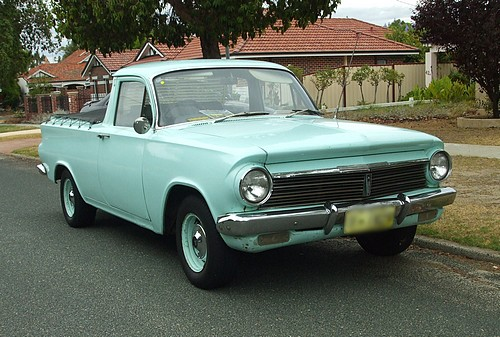 Holden S Eh Ute From 1964