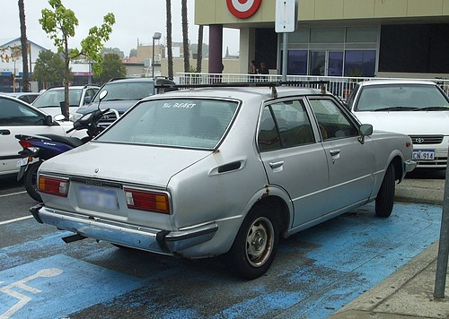 1981 Toyota Corolla KE55 Second Edition