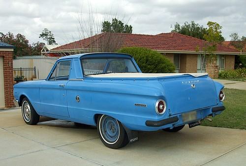 1966 XP Falcon Ute