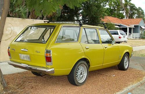 1977 GD Chrysler Galant