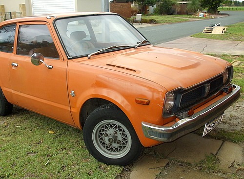 1976 Honda Civic 3 Door Hatch