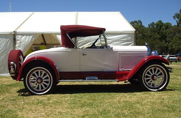 1927 Pontiac Sports Roadster