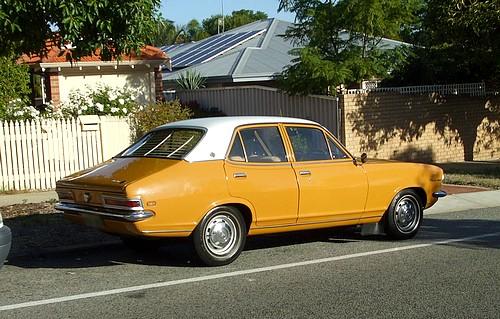 Holden LC Torana  door
