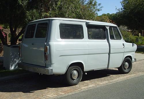 Ford Transit Van Mark 1
