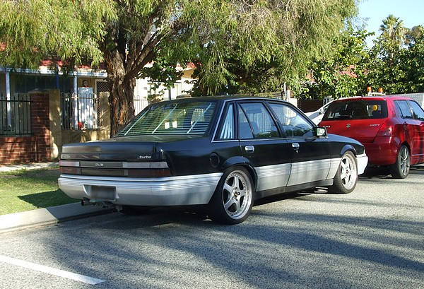 Vw For Sale >> Holden VL Commodore Calais Turbo