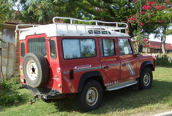 Land Rover Defender 110 Tdi Overlander
