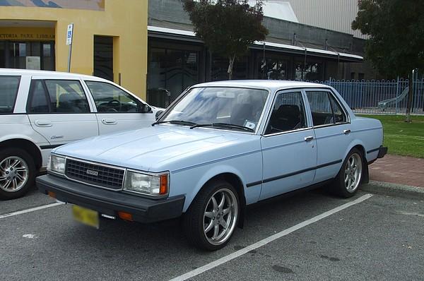 1982 Toyota Corona Se St140