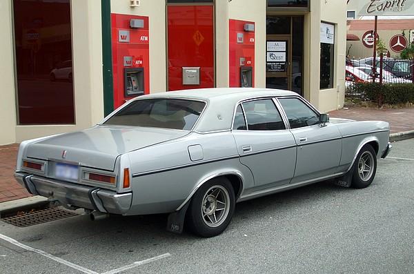 1978 Ford P6 LTD