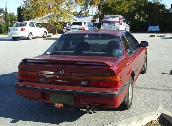1988 Honda Prelude 4WS 2.0S