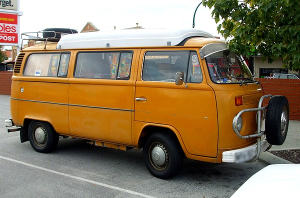 1978 VW Kombi Camper