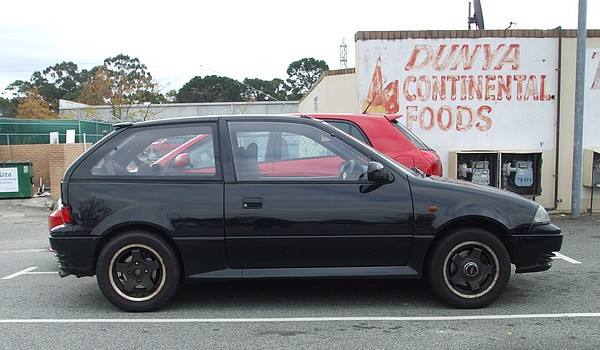 1990 Suzuki Swift GTI