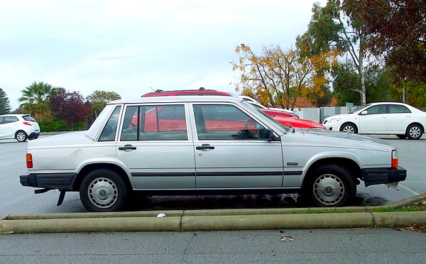 1991 Volvo 740GL