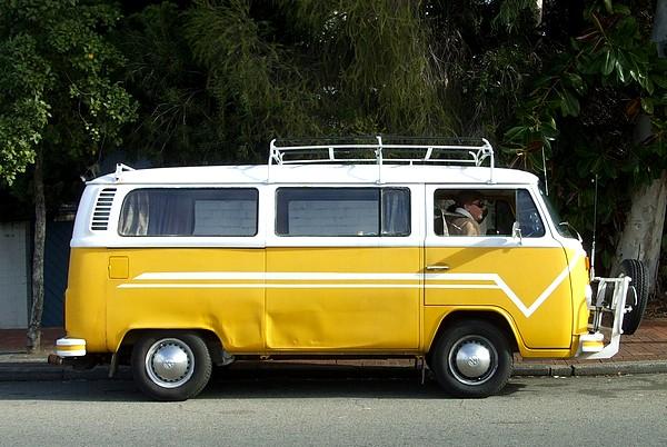 1973 Volkswagen Kombi
