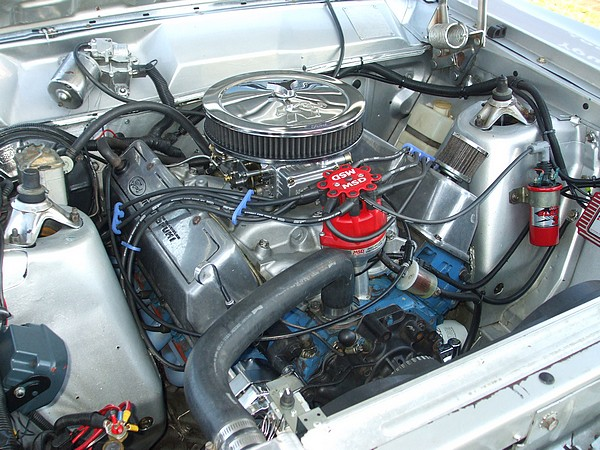 1969 Falcon XW GT