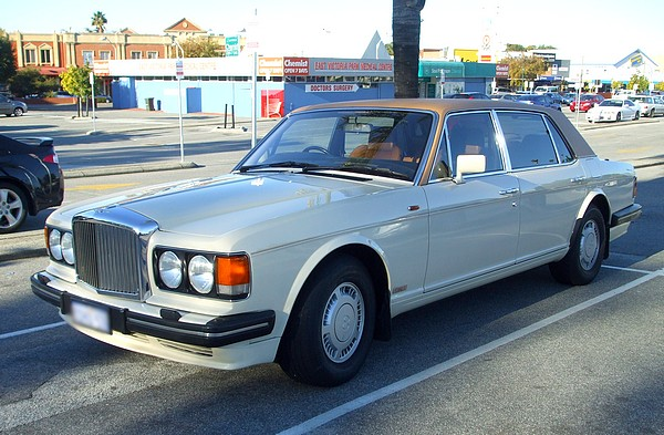 1990 Bentley Turbo R (Long Wheel Base)