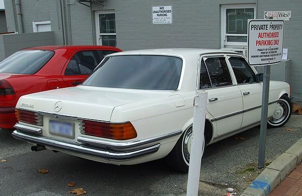 1975 Mercedes 280SE