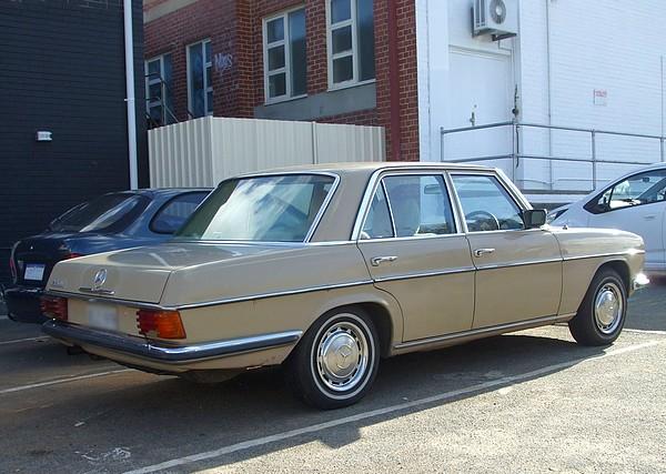 1978 Mercedes 280E Sedan