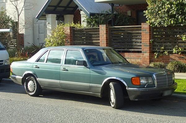 Mercedes 420SEL