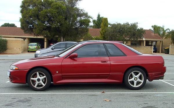 1992 Nissan Skyline GTS R32
