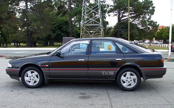 1989 Ford Telstar TX5 Turbo