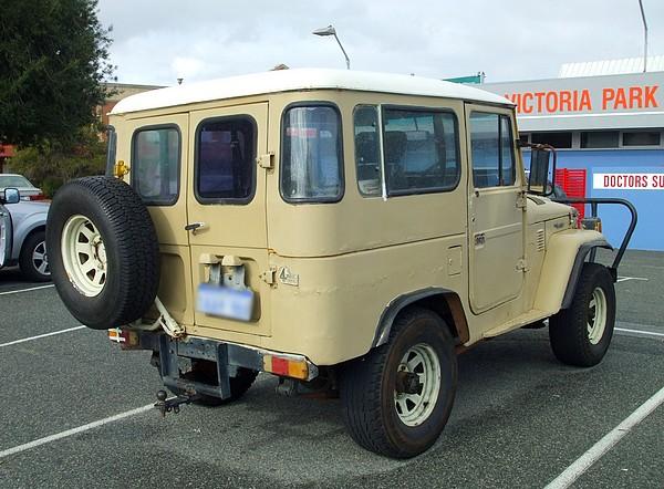 1978 Toyota Landcruiser BJ40