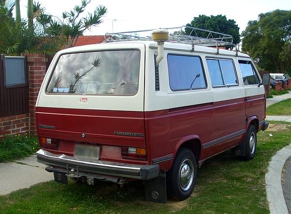 1985 Volkswagen Caravelle T3 GL
