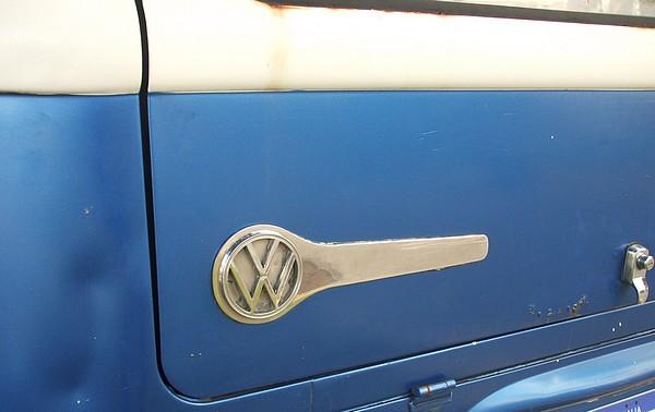 1971 Volkswagen Kombi