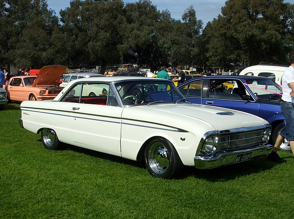 1964 XM Falcon Coupe
