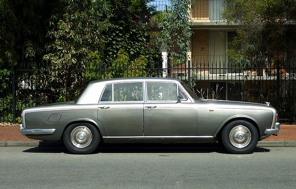 1967 Bentley T1 Saloon