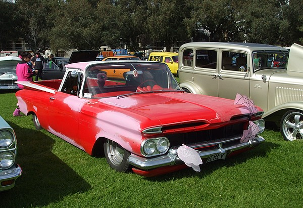 1959 Chevy El Camino Ute