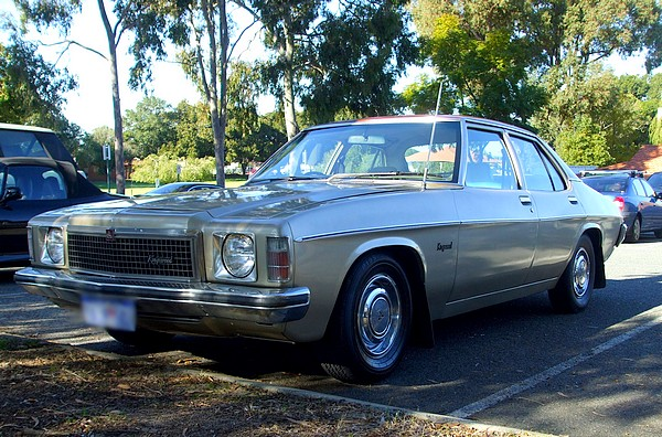 1975 Holden HJ Kingswood Vacationer II