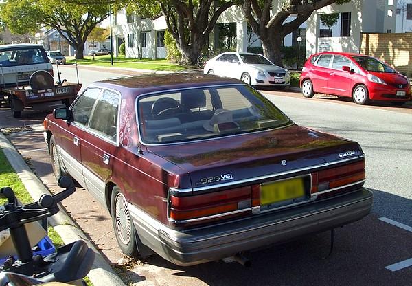 1991 Mazda 929 V6 DOHC