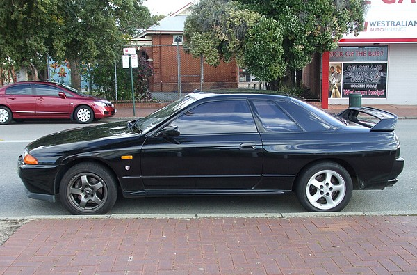 1993 Nissan Skyline R32 GT-R