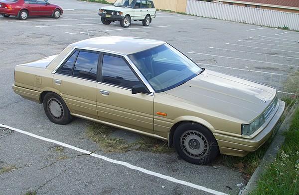 1988 Nissan Skyline TI R31