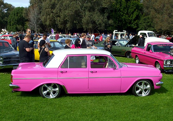 1964 Pink EH Holden