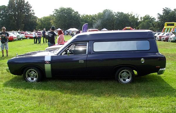 Valiant CL Panel Van