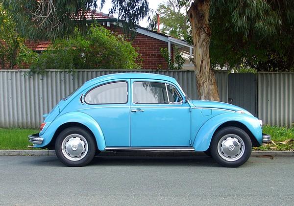 1973 Volkswagen Beetle Superbug