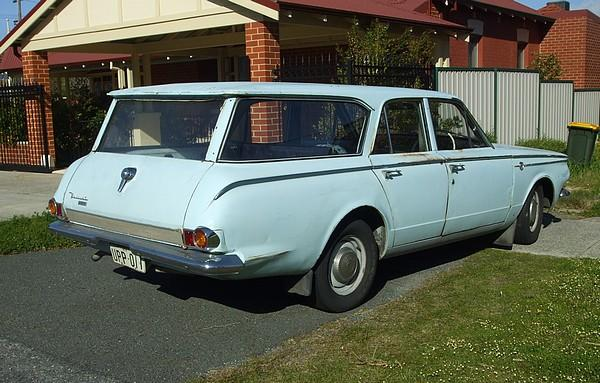 Valiant AP6 Station Wagon