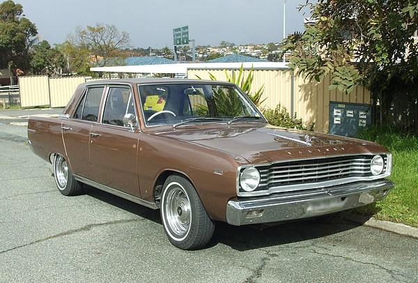 1968 Valiant VE Regal