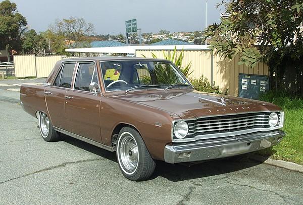 1968 Valiant VE Regal