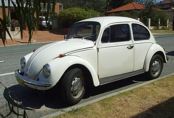 1970's VW Beetle 1300