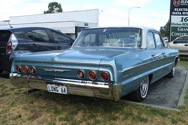 1964 Chevrolet Belair