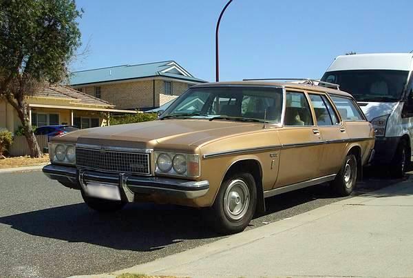 Holden HZ Premier Wagon