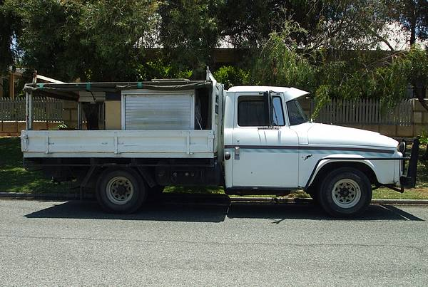 Dodge D5N Pick Up Truck