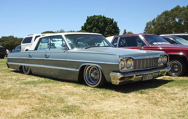 1964 Chevrolet Impala.