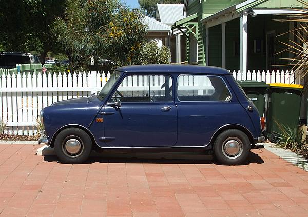BMC Morris Mini 850